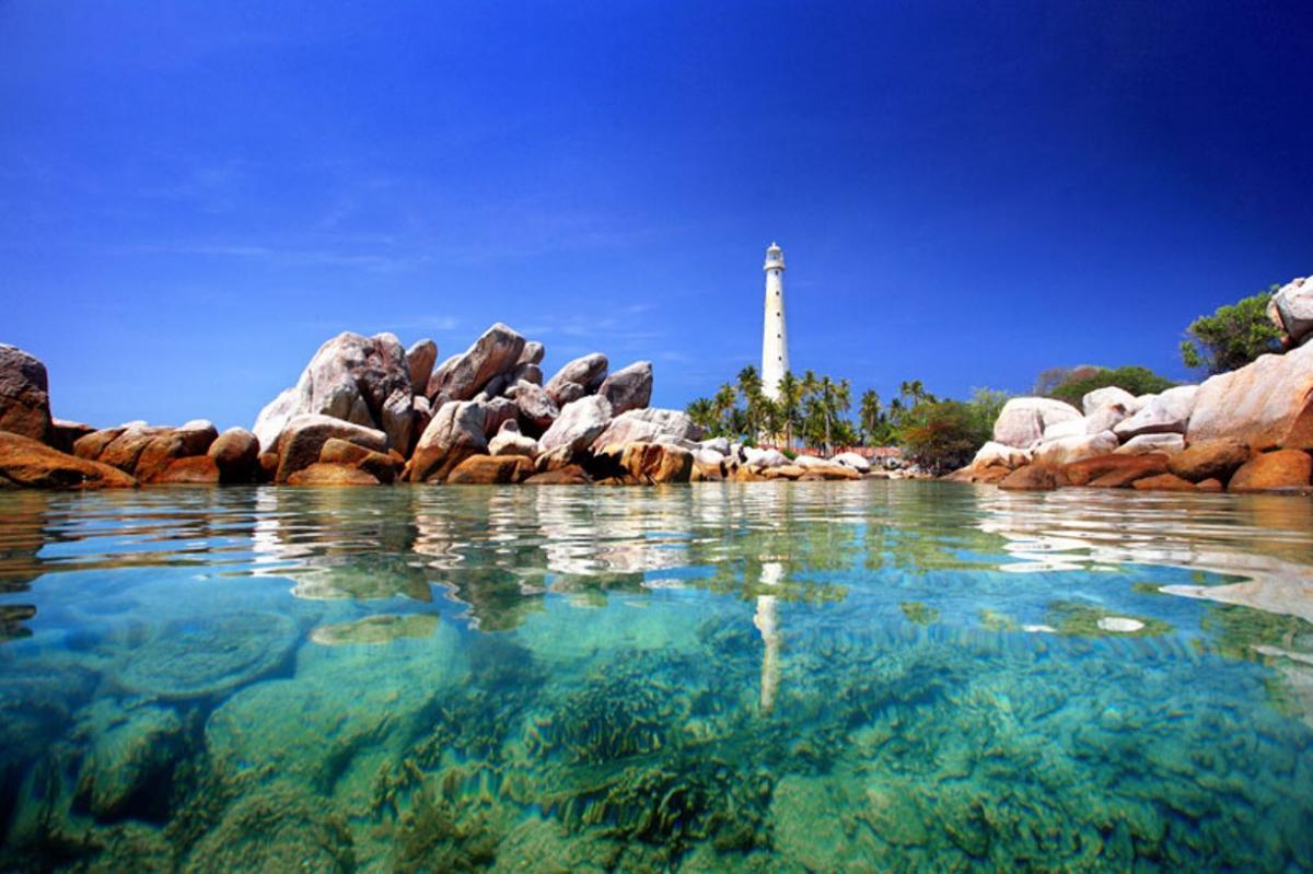 tempat wisata belitung