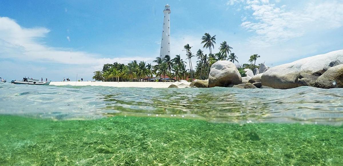 sejarah pulau belitung