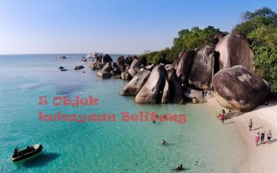 apa saja yang terkenal dari Belitung