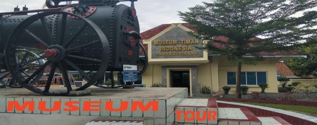 sejarah tambang timah di Belitung