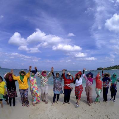 sektor pariwisata sebagai andalan perekonomian Belitung