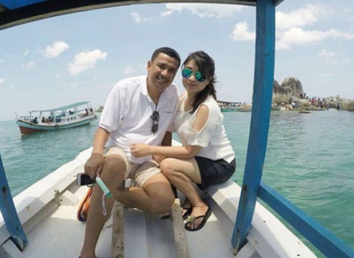 honeymoon belitung