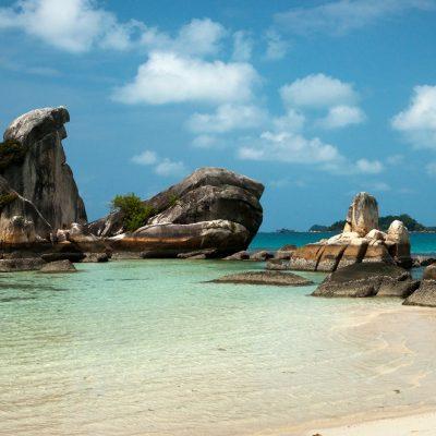 pulau burung belitung
