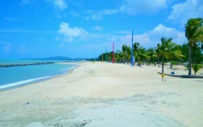 pantai Tongaci di bangka